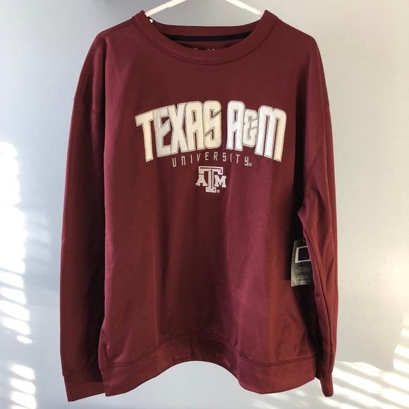 7bbcb3507927 Champion Texas A M University Aggies Sweatshirt XL